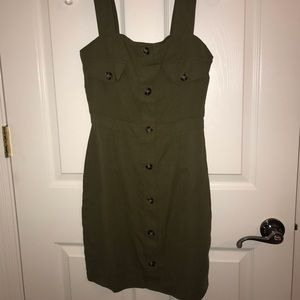 """""""Utility Mini Dress"""" by Nasty Gal - NEW WITH TAGS"""